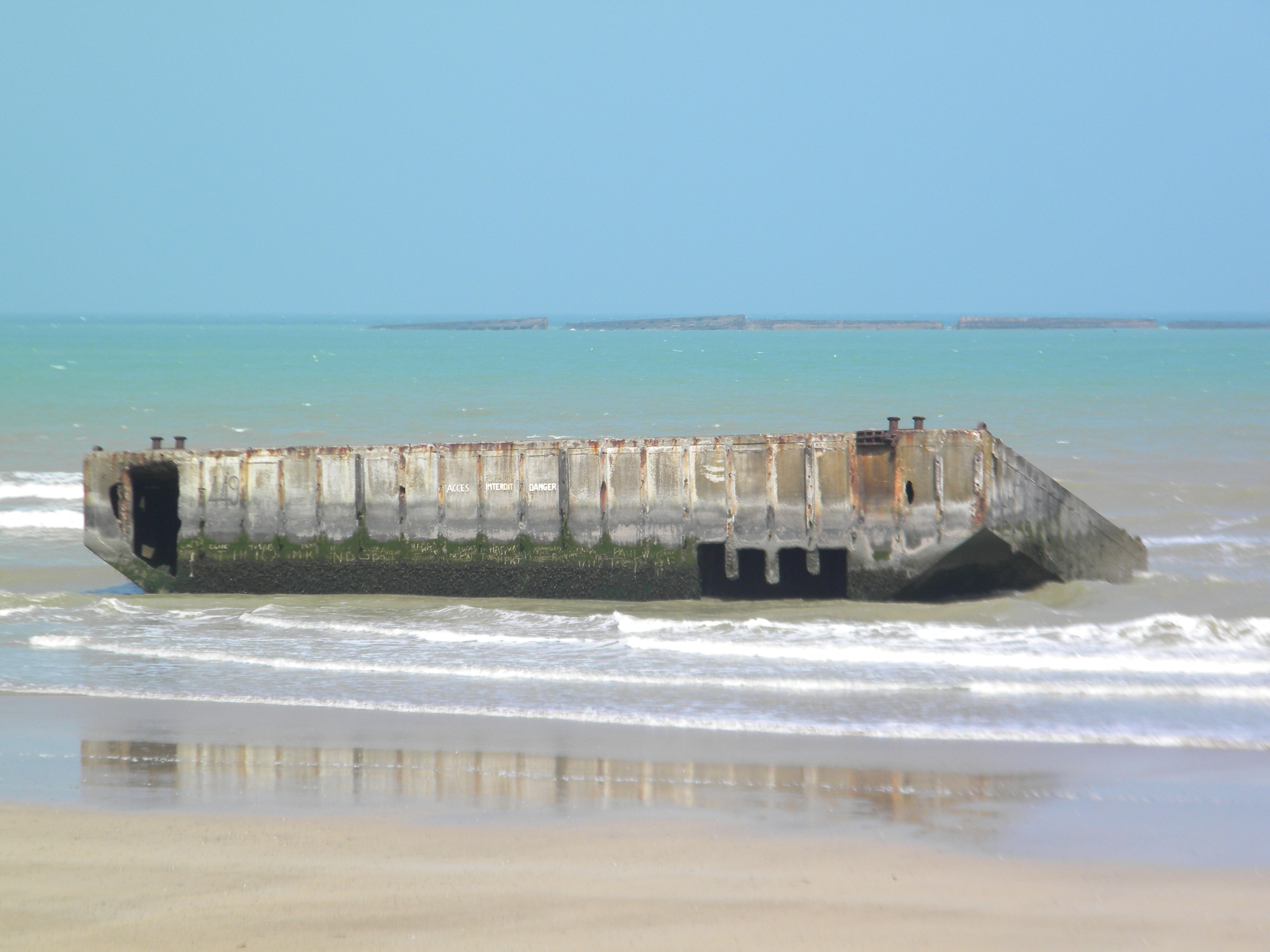 Photo Friday The Beaches Of Normandy Educational Tours Ea