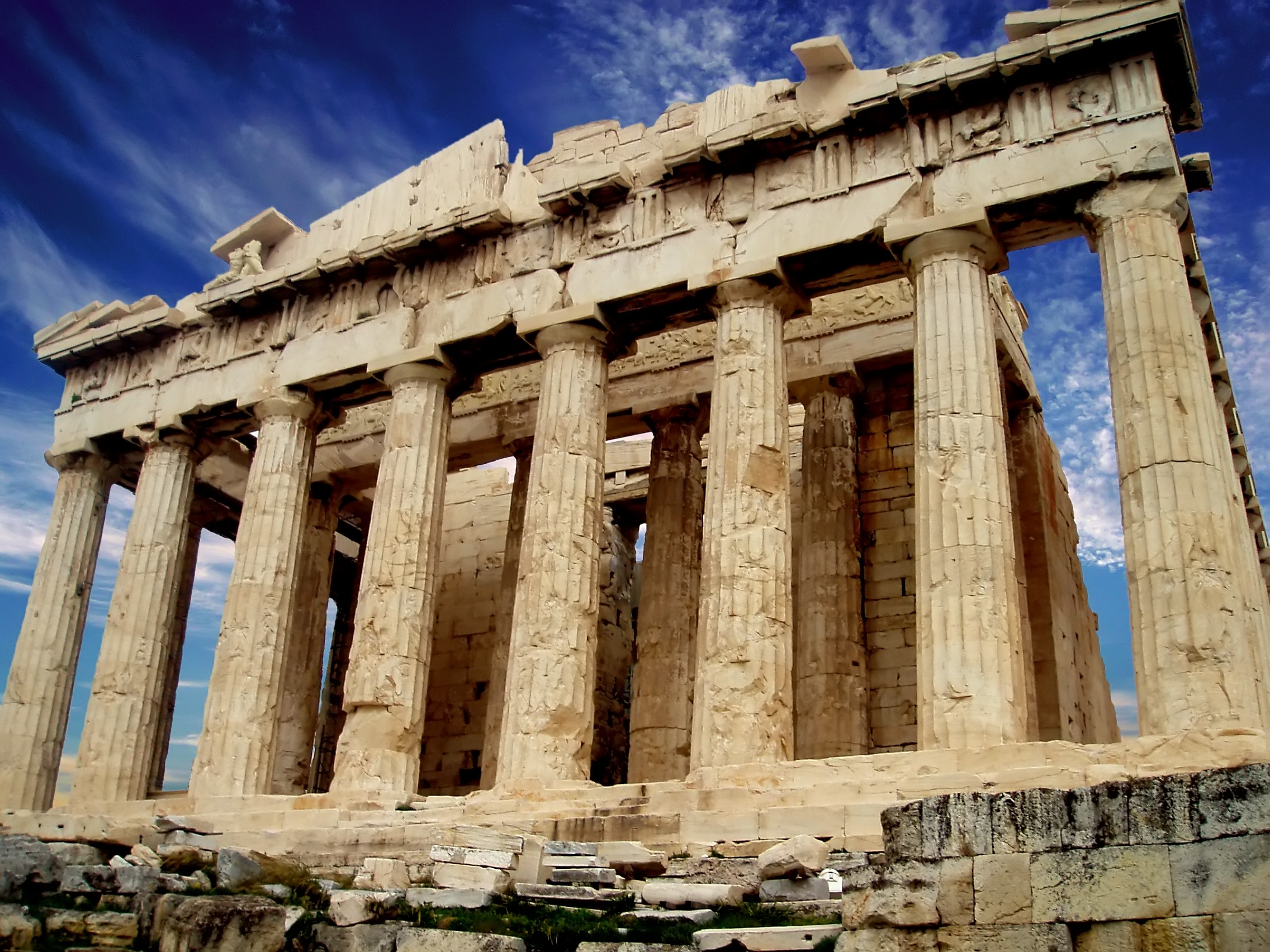 Educational Tours to Athens, Rome, Sorrento, Capri